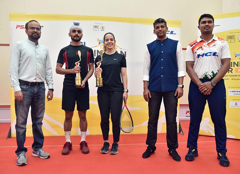HCL SRFI Indian Tour – Mumbai Leg