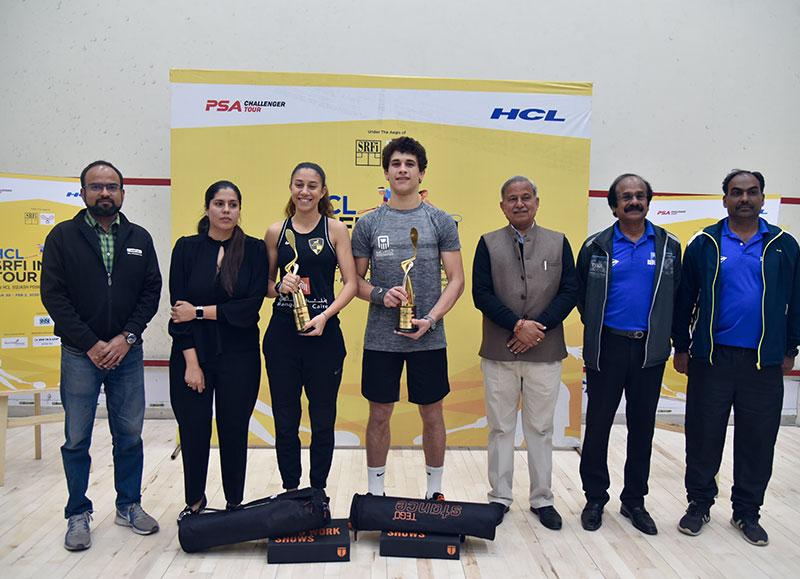 HCL SRFI Indian Tour – Jaipur Leg